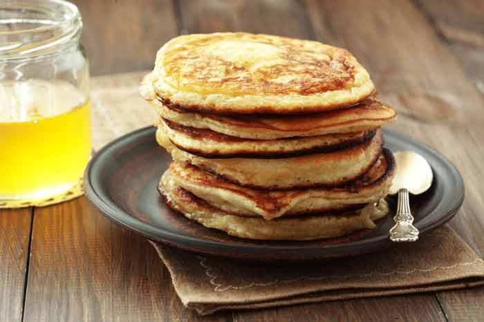 Amerykańskie naleśniki – Pancakes